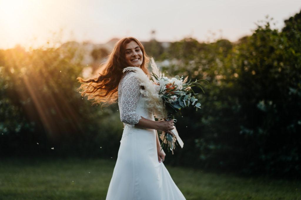 Brautstrauß Herbst Hochzeit Inspiration Christine Ladehoff Fotografie