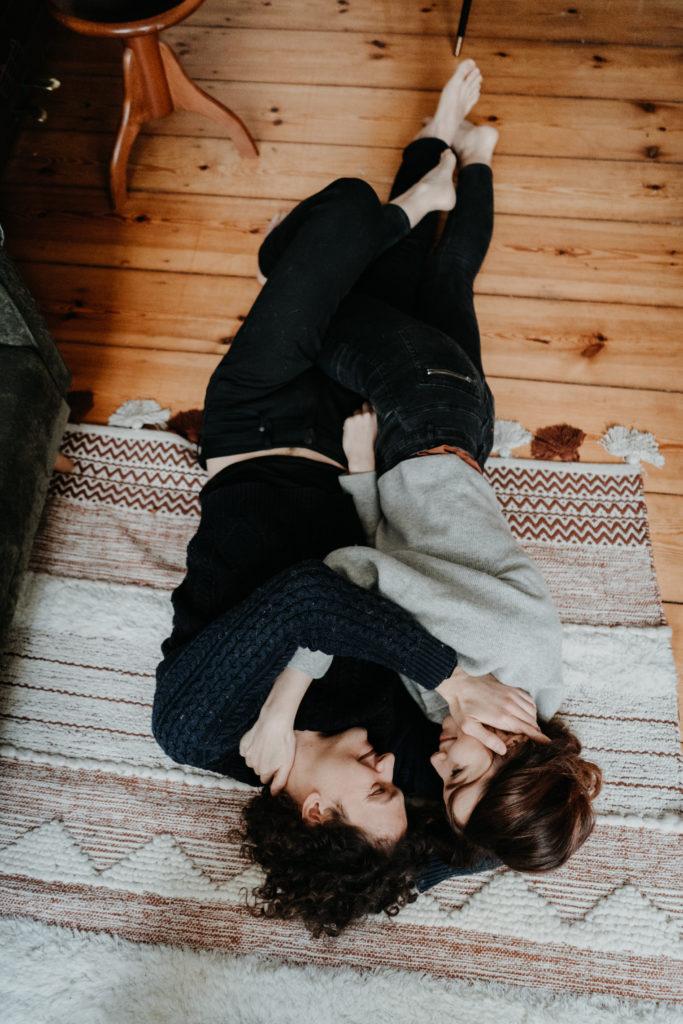 couple homestory